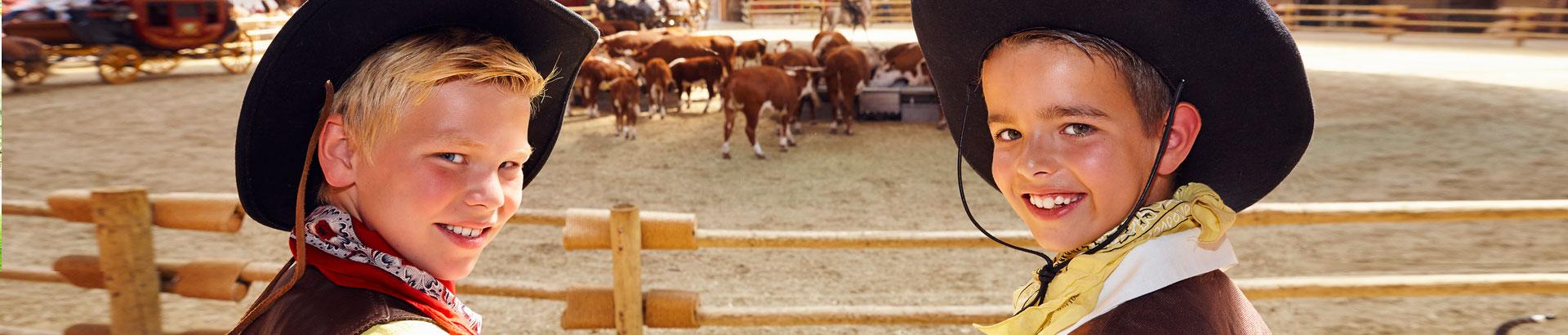 Cowboyshow vakantiepark
