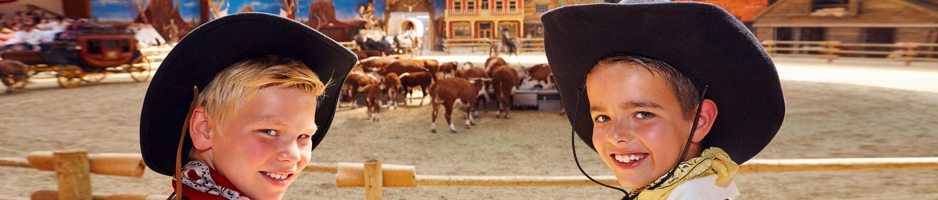 Cowboyshowgoed
